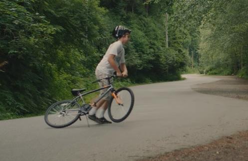 Не карате колело!? Това видео може да ви запали само за 5 минути!
