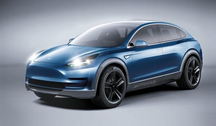 2. Tesla Model Y: Смятате, че Model 3 е масовият модел на Tesla? Изчакайте да видите малкия кросоувър, за който всички ще се избиват…
