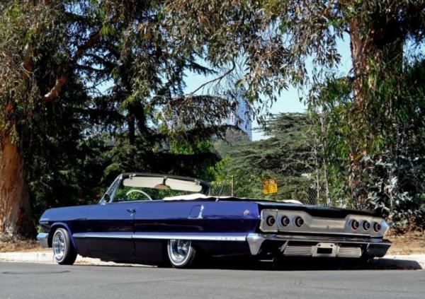 Chevy Impala Convertible от 1963 с