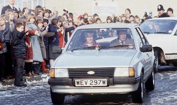 Седем снимки на колата отпреди 40 години и днес
