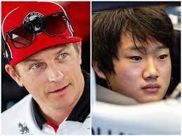 10 месеца. На толкова е бил Юки Цунода, най-младият пилот във Формула 1 в момента, когато Кими дебютира за Sauber през 2001 г.