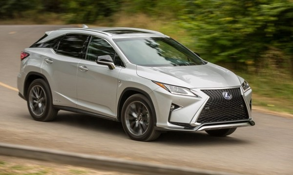 Lexus разкри европейския RX