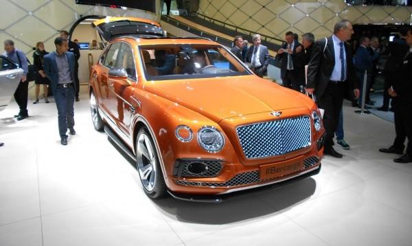 Елизабет II ще получи първото Bentley Bentayga