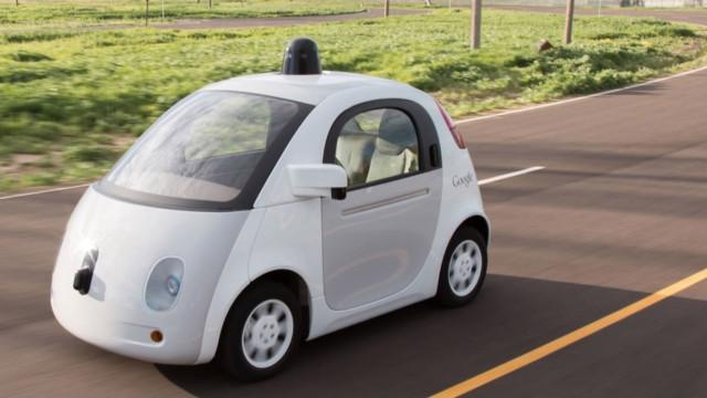 Google назначи шеф на проекта за самоуправляващ се автомобил