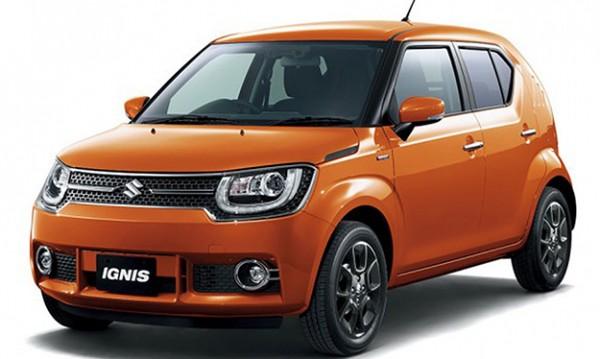 Suzuki връща към живот Ignis