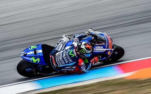 Хорхе Лоренсо доминира в тренировката преди Гран При на Япония