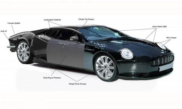 Създадоха най-красивата кола в света