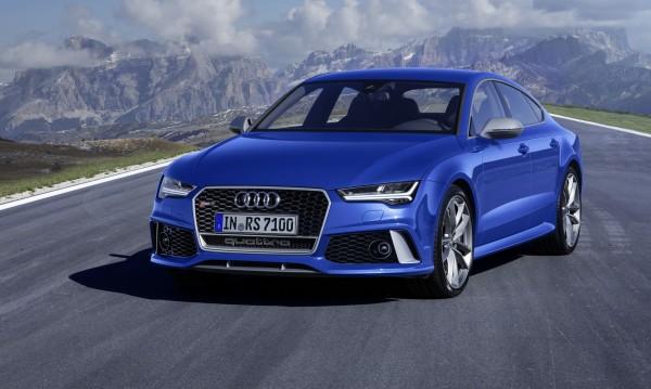 Audi наля още мощност в RS6 и RS7