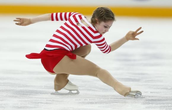 15-годишната Евгения Медведева спечели титлата на \