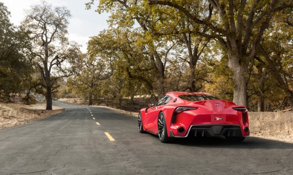 Toyota обеща — нова Supra още догодина