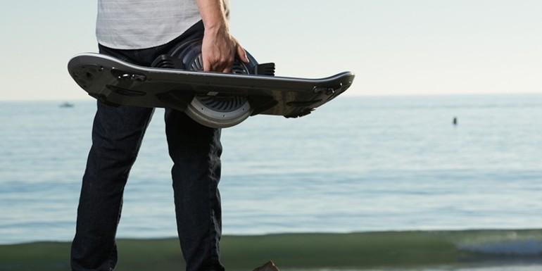 Скейтборд от бъдещето