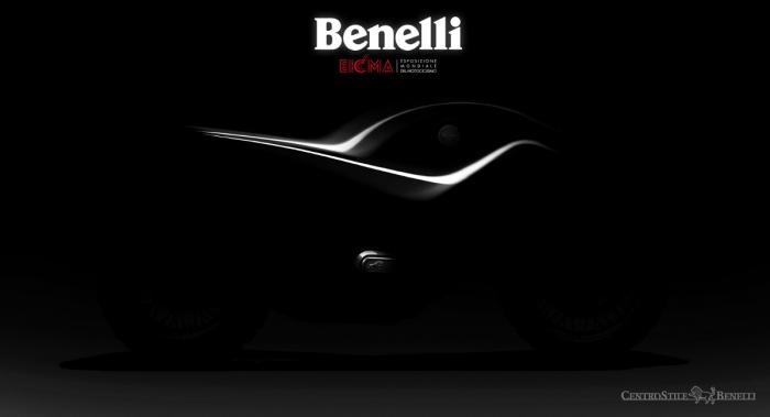 Benelli ще представи нов модел на EICMA