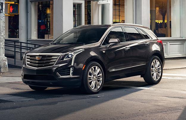 Cadillac показа напълно нов кросовър