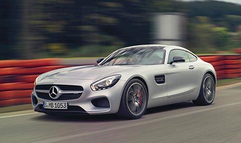 Суперкарът на Mercedes ще се казва GT R