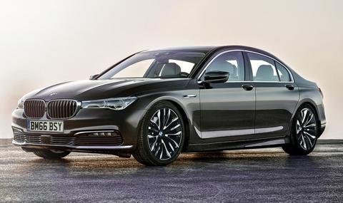 Новото BMW 5er идва догодина в Париж
