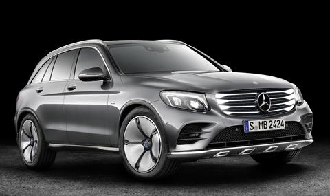 Водороден Mercedes-Benz GLC до две години