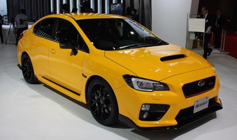 Следващото Subaru WRX STI може да бъде хибридно