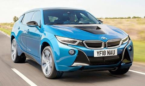 BMW i5 ще бъде SUV