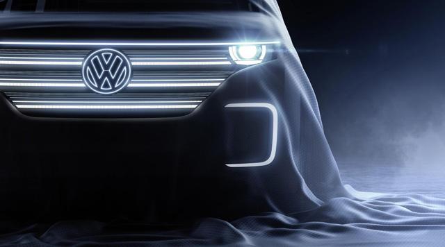 Volkswagen готви електромобил за CES