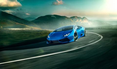 Novitec обработи Lamborghini Huracan