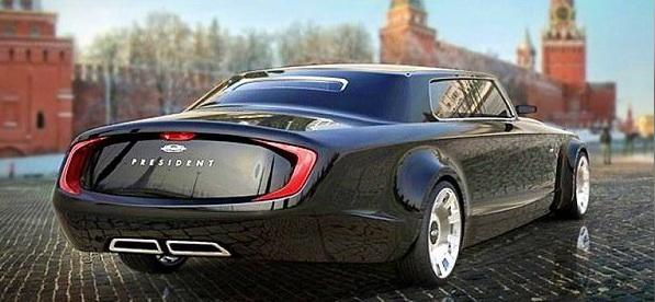 Новата представителна руска лимузина е готова