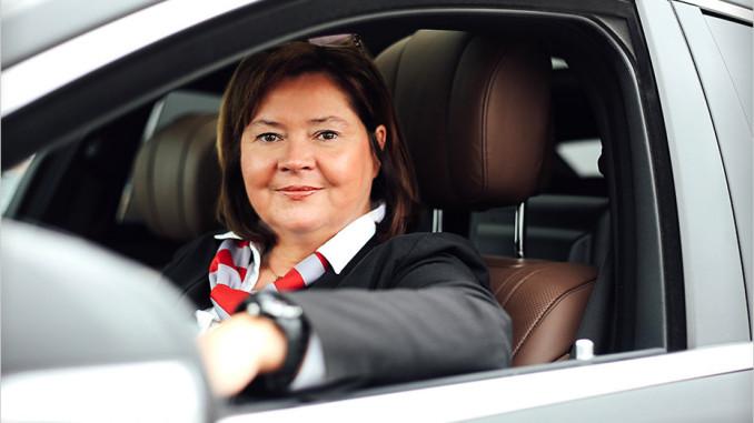 Жена избрана за шофьор на годината в Германия