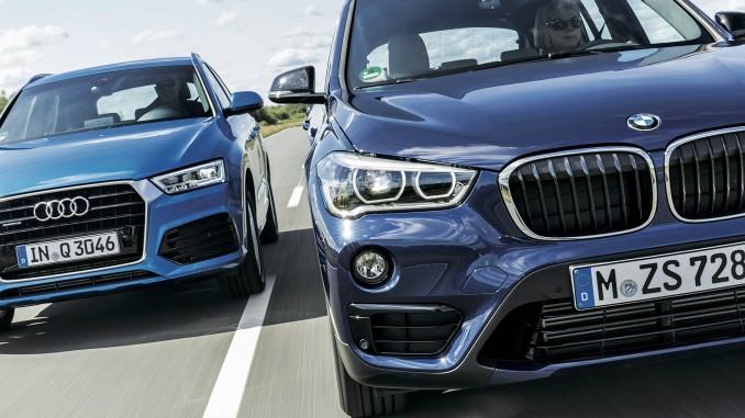 BMW X1 срещу Audi Q3. Кое е по-доброто?