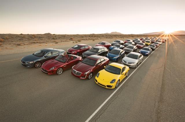 BBC TopGear България организира Годишни автомобилни награди 2015
