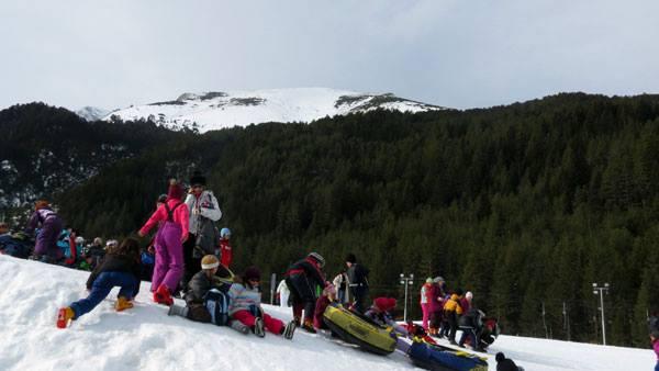 Банско чества Световния ден на снега на 16 януари