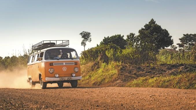 Разходка с VW Т2 по Екватора