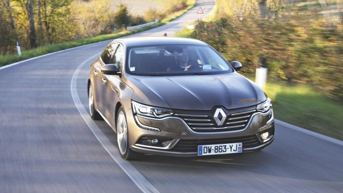Новият Renault Talisman: изисканият наследник на Laguna