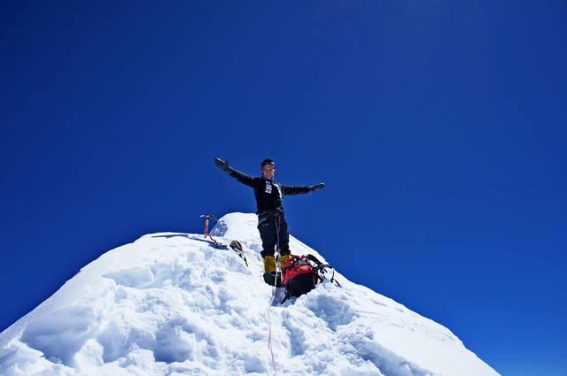Боян Петров изкачи връх Анапурна