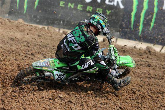 Мотокрос: Петър Петров 11-ти и в Италия. Въпреки контузията на палеца, Петър все пак реши да застане на старта