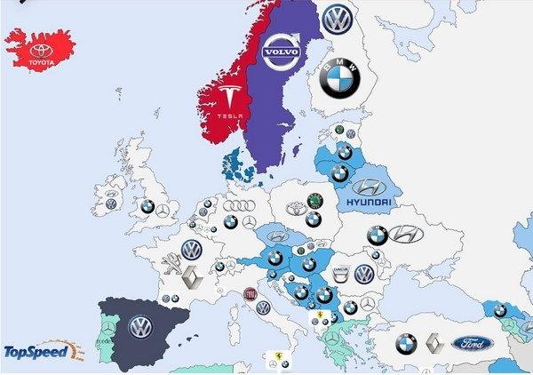 Най-търсените автомобилни марки в България? Ето кои са, както и по света