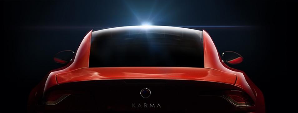 Това е новият Fisker Karma. Вече се казва Karma Revero. Видео
