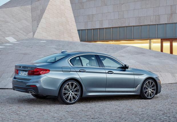Новата Серия 5 на BMW, седмо поколение, G30, 5er, наричайте я както искате