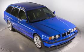 Скрит от 25 години: BMW е направил един-единствен E34 M5 Touring с 6,1-литровия V12 от McLaren F1