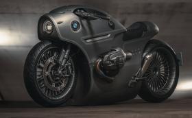 """Това """"руско"""" BMW R nineT е магнит за погледи. Замисля и впечатлява"""