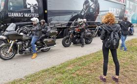 Участвахме в Harley On Tour 2020, карахме могъщия Road Glide Special. Галерия!