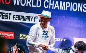 Теодор Кабакчиев е световният шампион по супер ендуро!