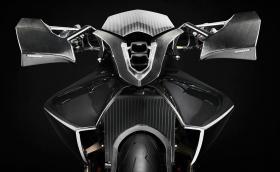 Vyrus Alyen е извънземен байк с магнезиева рама, карбон и Ducati двигател с 205 к.с.