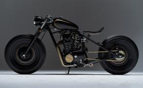 Максимално-минималистична: Yamaha XS650 Special oт Eastern Spirit Garage