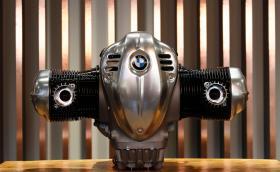 Това е новият 1800-кубиков боксер на BMW. Генерира 91 к.с., 158 Нм и се казва... 'Big Boxer'