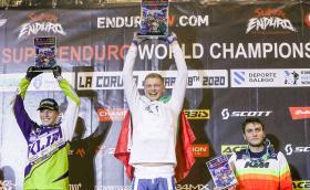 Теодор Кабакчиев си извоюва 1-вото място в Испания, кръг от Световния шампионат по супер ендуро!