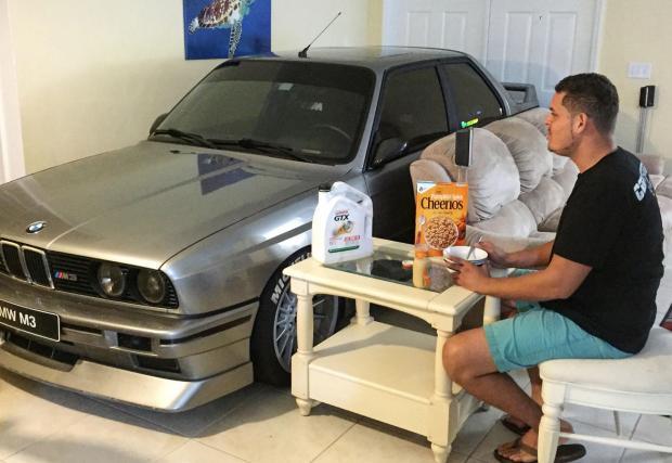 Да живееш с BMW E30 M3