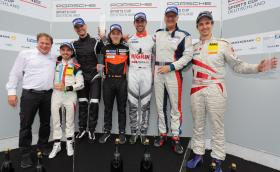 Шеметен първи уикенд в Porsche Sports Cup за Георги Дончев