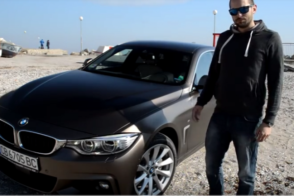 BMW 435d xDrive Gran Coupe test drive
