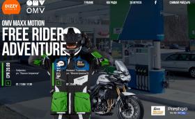 OMV MaxxMotion Free Rider е отново на ход! Започва втората част от голямата ни игра за мотористи. Подаряваме стотици литри бензин и супер награди от Prestigio!