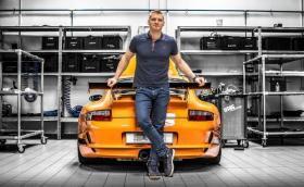 """Георги Дончев спечели второ място на """"Хокенхайм"""" с Porsche 991 GT3 Cup"""