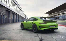 Новото 911 GT3 RS слага точка на приказката 911 991